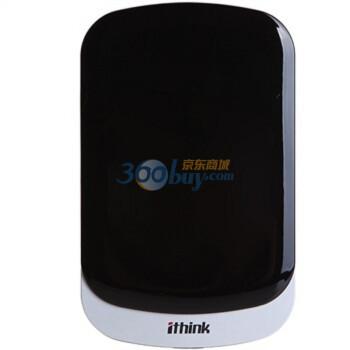 埃森客(ithink)2.5英寸移动硬盘B52(USB2.0)系列120G(尊爵黑)