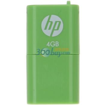 惠普(hp)迷你商务U盘(v240g) 4G(绿色)