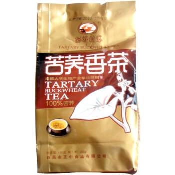 西部村寨苦荞香茶168g*2