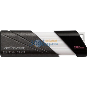 Kingston 金士顿 DataTraveler Elite U盘(32GB、USB3)