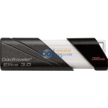 Kingston 金士顿 DataTraveler Elite U盘(32GB、USB3)