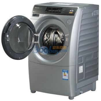 Panasonic 松下 XQG70-V75GS 滚筒式洗衣机(7KG)