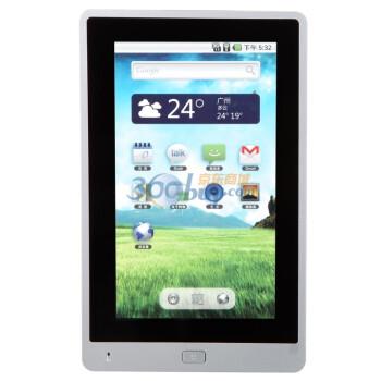 白菜控:Teclast 台电 T720-3GE Android平板电脑(电信3G)