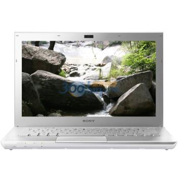 索尼(SONY)VPCSD28EC/W 13.3英寸宽屏笔记本电脑(i5-2410M 4G 500G