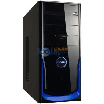 多彩(DeLUX)至尊系列 MQ877 电脑机箱