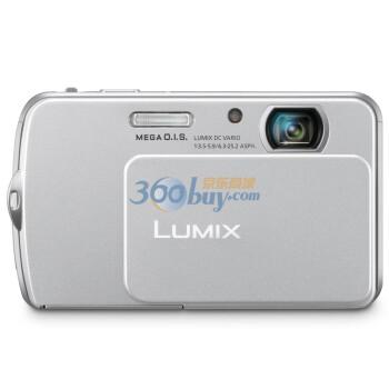 新低价:Panasonic 松下 DMC-FP5GK 数码相机(触摸对焦、光学防抖)