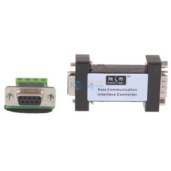 胜为(shengwei)DCP-1105 RS232转RS485袖珍型通信协议转换器(无源)