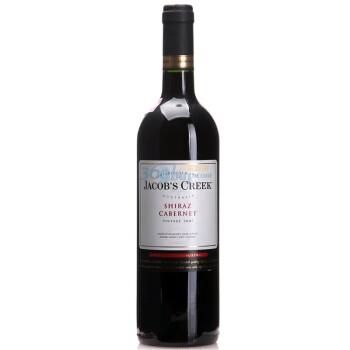 Jacob's Creek 杰卡斯 经典系列 西拉加本纳 红葡萄酒 750ml