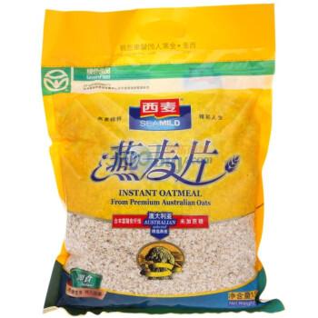 西麦 实惠装 纯燕麦片 1500g