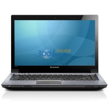联想(Lenovo)扬天V470G-ITH 14.0英寸笔记本电脑(i3-2310M 2G 500G