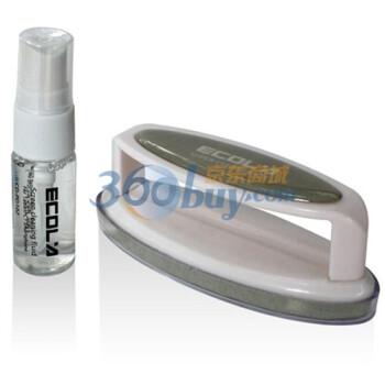 宜客莱(ECOLA)CD-PD102 Smart纳米液晶屏幕清洁套装(纳米清洁擦+清洁剂 更适合平板电脑)