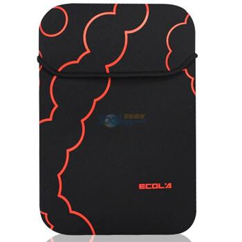 宜客莱(ECOLA)IN-NY11BT(BT魅影黑)11寸内胆包笔记本电脑包透气式双面双色