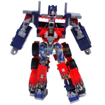 星杰 变形塑胶玩具百变金刚系列-擎天柱 2278