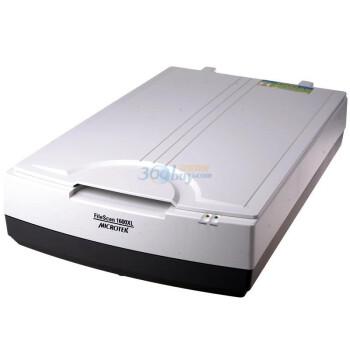 中晶(Microtek) FilScan 1600xl A3文档专业型扫描仪