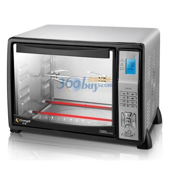 再特价:Changdi 长帝 CRDF25 全温型不锈钢电烤箱30L