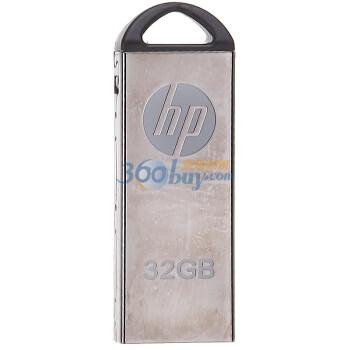 惠普(hp)全金属商务U盘(v220w) 32G