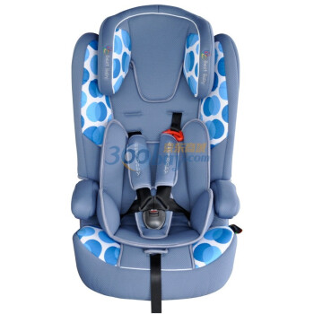 Best baby 佰佳斯特 508儿童安全座椅 蓝 398元(满288-100 即298元包邮)