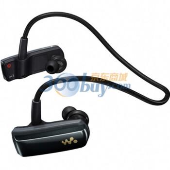 索尼(SONY)NWZ-W252 2G MP3播放器(绚魅黑)