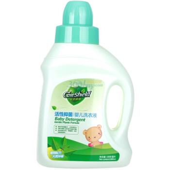 金盾康馨 活性抑菌婴儿洗衣液1000ml 16.5元(可用618返券)