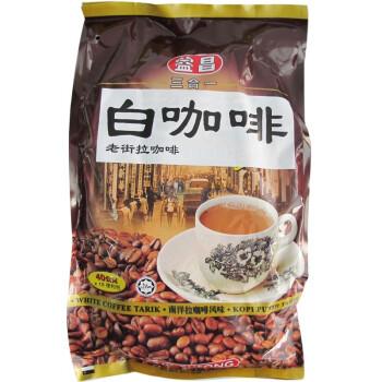 AIK CHEONG 益昌老街三合一白咖啡600g