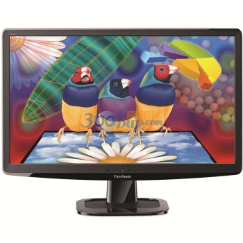 Viewsonic 优派 VX2336S-LED 液晶显示器(23英寸、LED、IPS广视角)