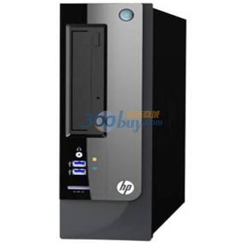 HP 惠普 Pro3300 SFF QS798AV 台式主机(g630/2GB/500GB)