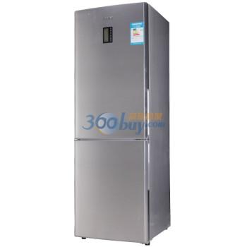 SAMSUNG 三星 BCD-285WNMVS 双门冰箱 285升(风冷、银色)