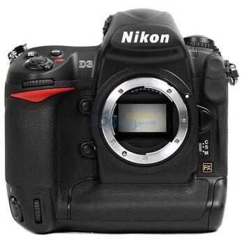 尼康 Nikon D3 单反相机