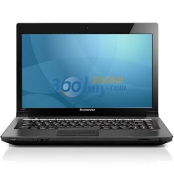 联想(Lenovo)扬天B470G-IFI 14.0英寸笔记本电脑 (i5-2410M 2G 500