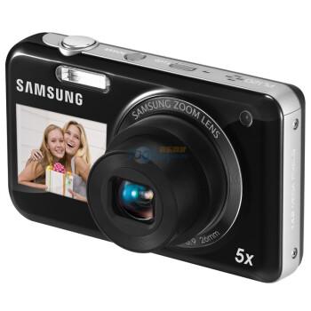 行货SAMSUNG三星PL120双屏数码相机    899元包邮
