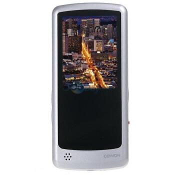 爱欧迪(IAUDIO)I9 16G MP3播放器(银色)