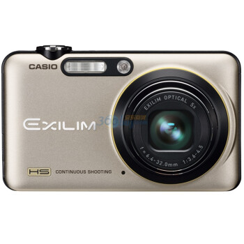 行货CASIO卡西欧EX-FC150数码相机金色,999元