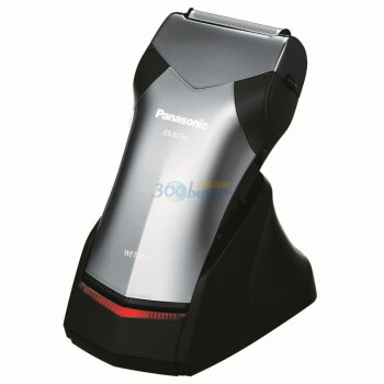 松下(Panasonic)ES-RC60-K 电动剃须刀 炫酷黑