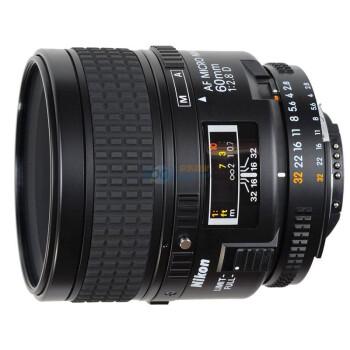 Nikon三连发:尼康 AF 60mm/2.8D