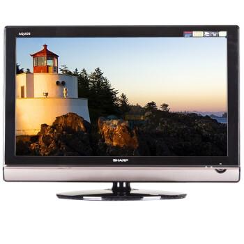 两款40英寸液晶电视:SHARP 夏普 LCD-40N120A  vs TOSHIBA 东芝 40EL100C