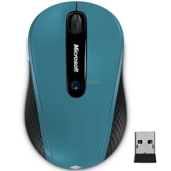 微软(Microsoft)无线便携蓝影4000 蓝色