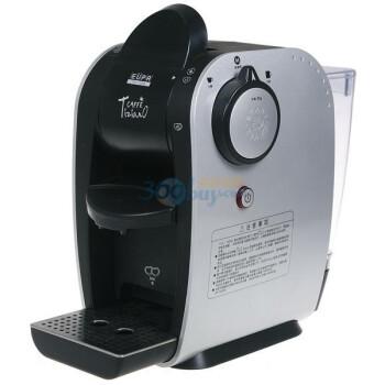 灿坤(EUPA)意式咖啡包机 TSK-1130RB     黑色