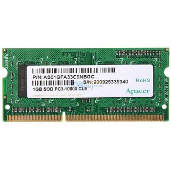 宇瞻(APacer)DDR3 1333 1G 笔记本内存