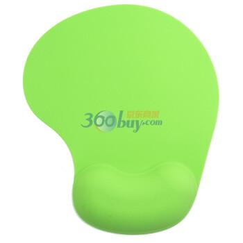 万信达(WXD)SBD368 环保硅胶护腕鼠标垫(绿)