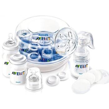 正品AVENT新安怡母乳喂养套装SCD23600,399元