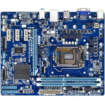 技嘉(GIGABYTE)GA-H61M-S2-B3 rev.1.0主板(Intel H61 /LGA