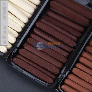 Cadbury 吉百利 手指巧克力饼干 礼盒375g