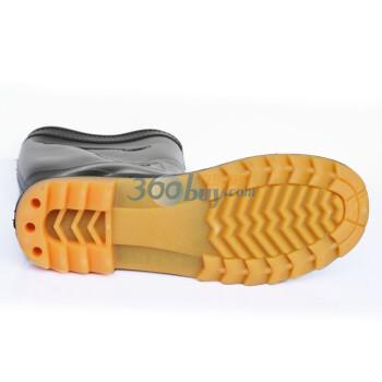 男式高筒雨鞋