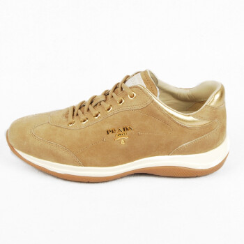 Prada普拉达女士运动休闲系列休闲鞋A103E4897O18 38