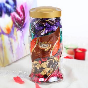 正品Dove德芙星彩巧克力精选723g   88元包邮