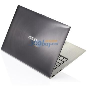 华硕(ASUS)Zenbook UX31KI2677E 13.3 英寸超极本(i7-2677M 4G 256G SSD Win7 星月银)