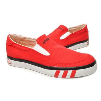 Adidas Style中性经典复古鞋 U45244 Clemente Slip-on Tw 39-Style中