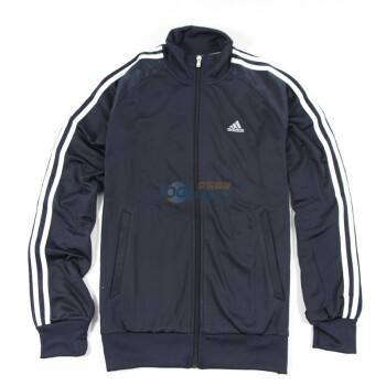 adidas阿迪达斯男式运动训练系列夹克套装E14874
