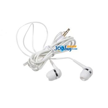 麦克赛尔(Maxell)MX-R060-08 超低炫音 入耳式 耳机