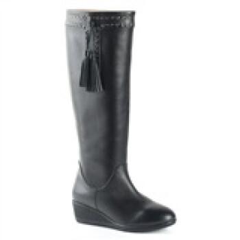 正品PUBGO步步高2010冬季新款W10503415时尚女靴 99元包邮